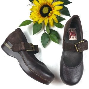 Lucky Brand France Mary Jane Clogs Comfort